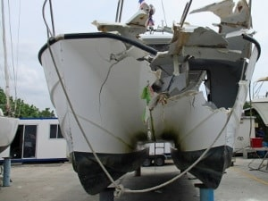 boat damage surveys in thailand