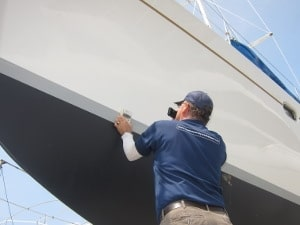 boat yacht maintenance surveys