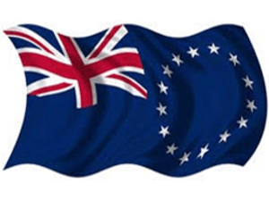cook islands flag surveys