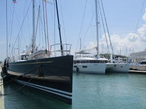 finding boatyard or boat repair company in Thailand