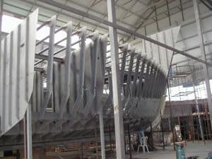 thailand yacht construction consulting